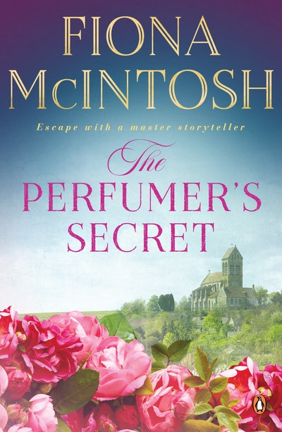 Book Cover: The Perfumer's Secret