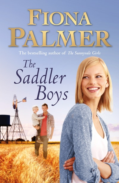 Book Cover:  Saddler Boys, The