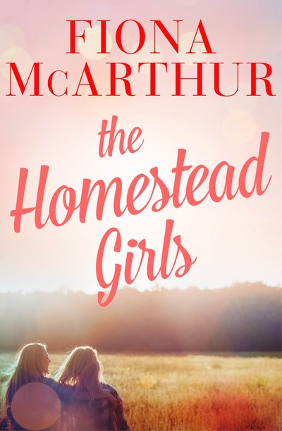 Book Cover: The Homestead Girls
