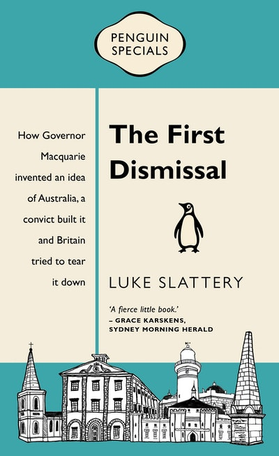 Book Cover: The First Dismissal: Penguin Special