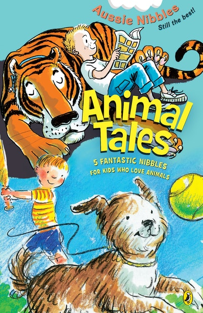 Book Cover:  Animal Tales