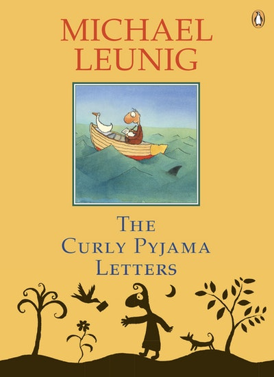 Book Cover: The Curly Pyjama Letters