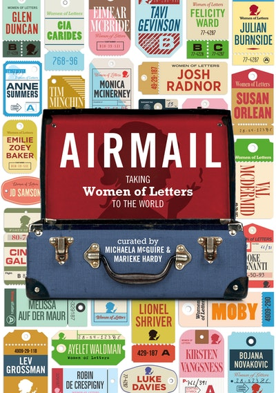 Book Cover:  Airmail: Women Of Letters