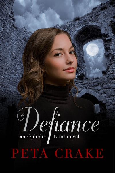 Book Cover:  Defiance