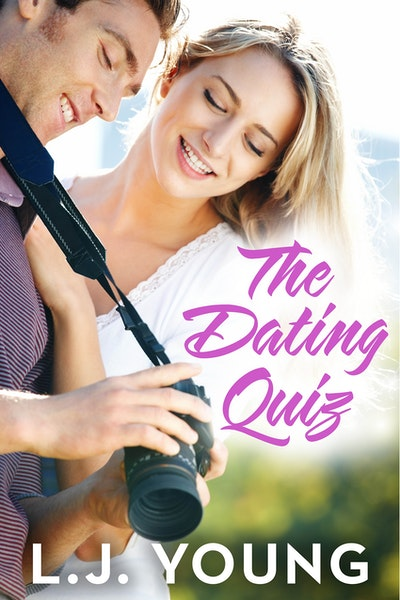 Book Cover: The Dating Quiz