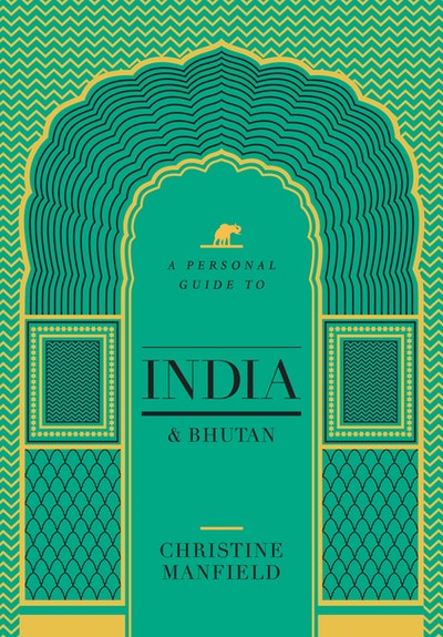 Book Cover: A Personal Guide to India and Bhutan