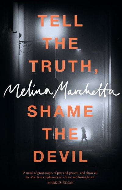 Book Cover:  Tell the Truth, Shame the Devil