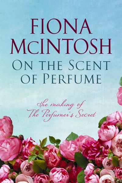 Book Cover:  On the Scent of Perfume