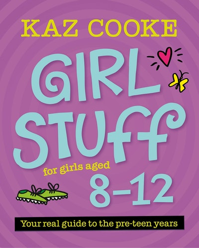 Book Cover:  Girl Stuff 8-12