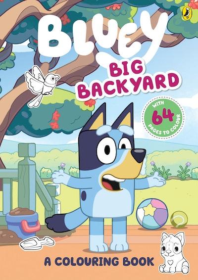 Bluey: Big Backyard