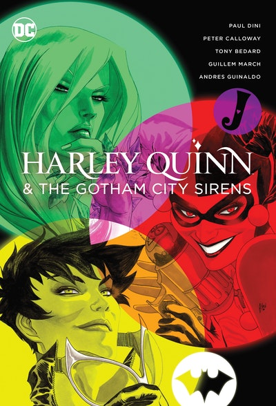 Harley Quinn & the Gotham City Sirens (New Printing)