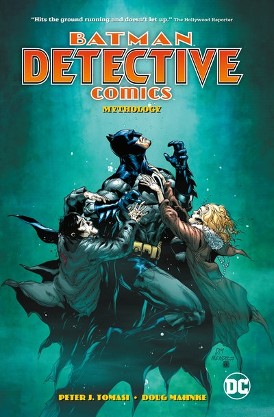 Batman: Detective Comics Vol. 1