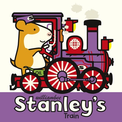 Stanley The Train Driver