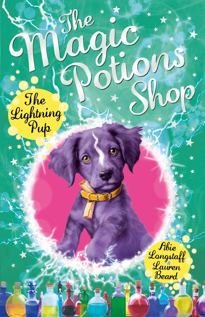 The Magic Potions Shop: The Lightning Pup