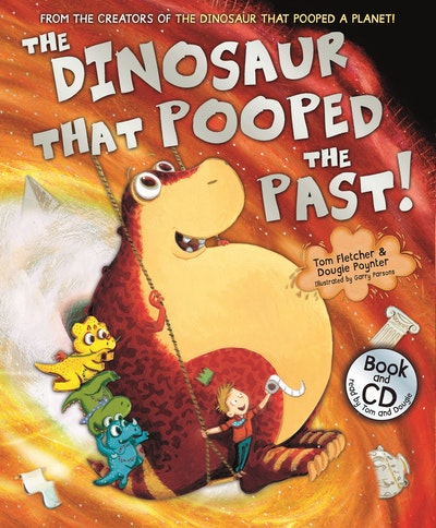 The Dinosaur That Pooped The Past!