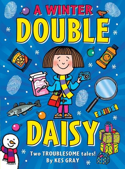 A Winter Double Daisy