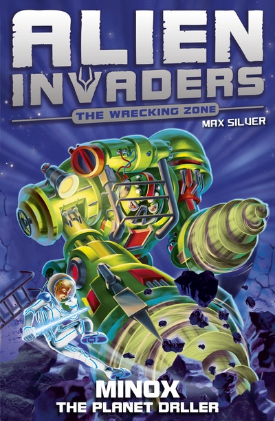 Alien Invaders 8: Minox - The Planet Driller