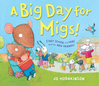 A Big Day for Migs!