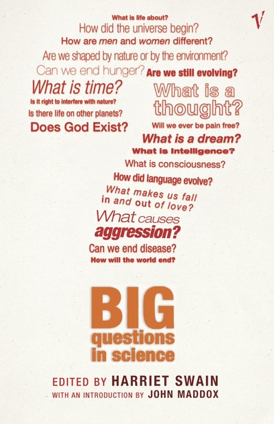 Big Questions In Science