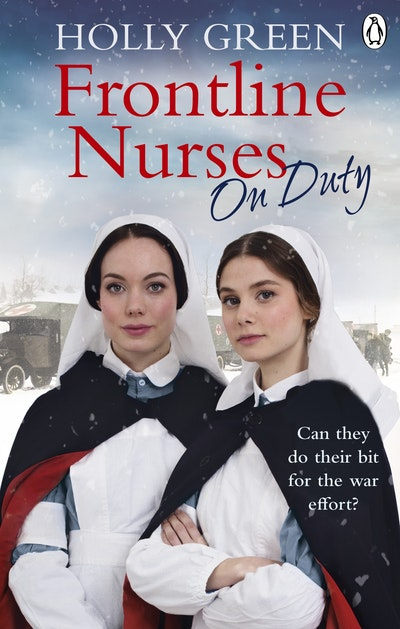 Frontline Nurses On Duty