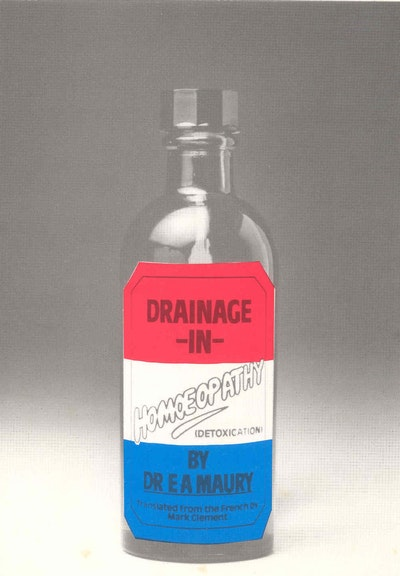 Drainage In Homoeopathy
