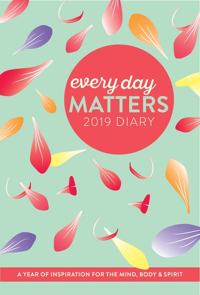 Every Day Matters 2019 Desk Diary / Planner / Scheduler / Organizer