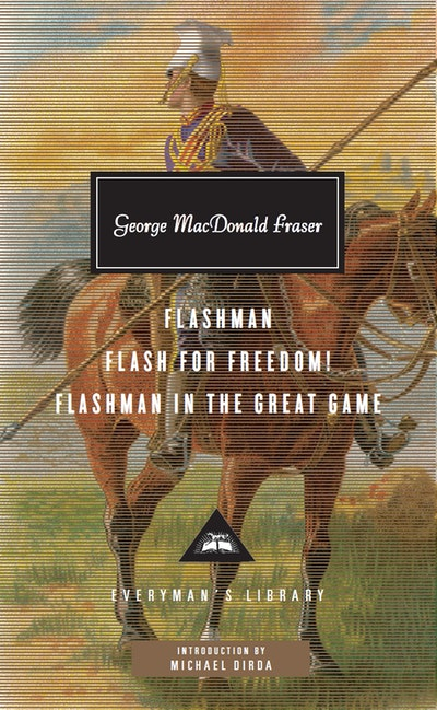 Flashman, Flash for Freedom!, Flashman in the Great Game