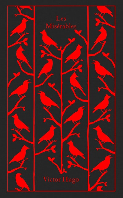 Book Cover:  Les Miserables: Design by Coralie Bickford-Smith