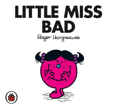 Book Cover:  Mr Men and Little Miss: Little Miss Bad