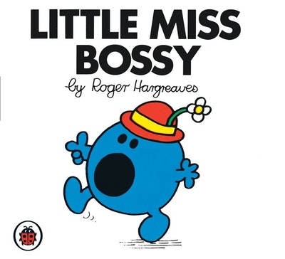 Book Cover:  Mr Men and Little Miss: Little Miss Bossy