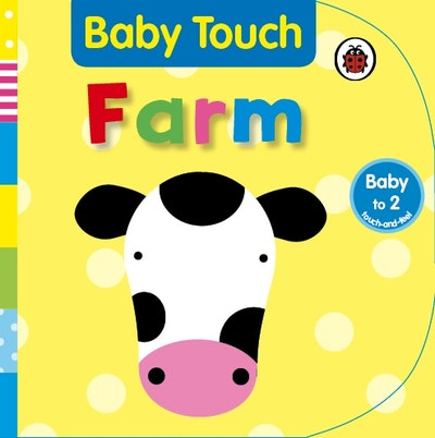 Book Cover:  Ladybird Baby Touch: Farm