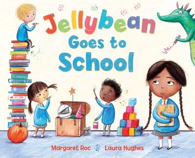 Jellybean Goes to School
