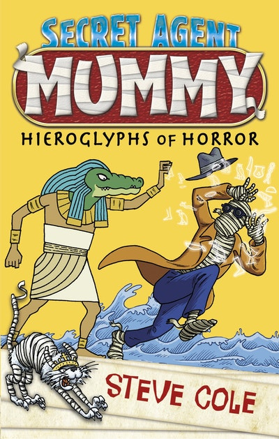 Secret Agent Mummy: The Hieroglyphs of Horror