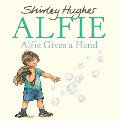 Alfie Gives A Hand