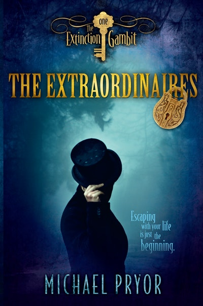 The Extraordinaires 1: The Extinction Gambit