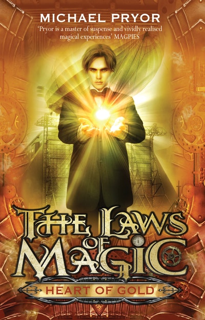 Laws Of Magic 2: Heart Of Gold