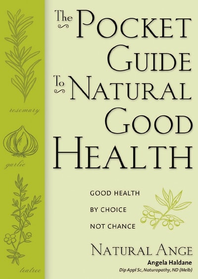 Pocket Guide To Natural Good Health