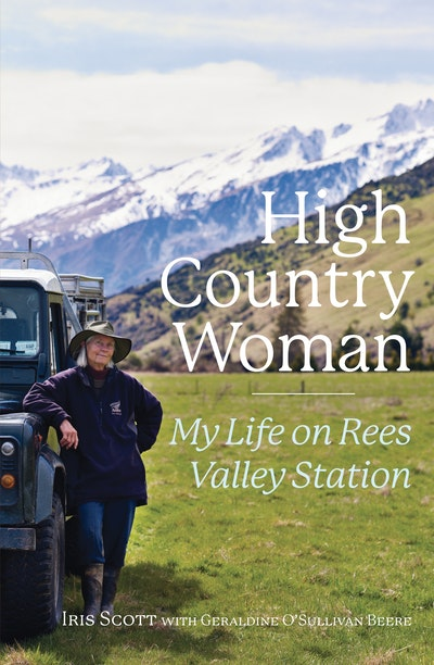 High Country Woman