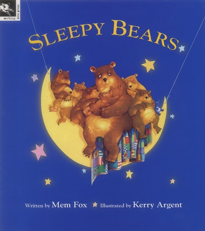 Book Cover:  Sleepy Bears