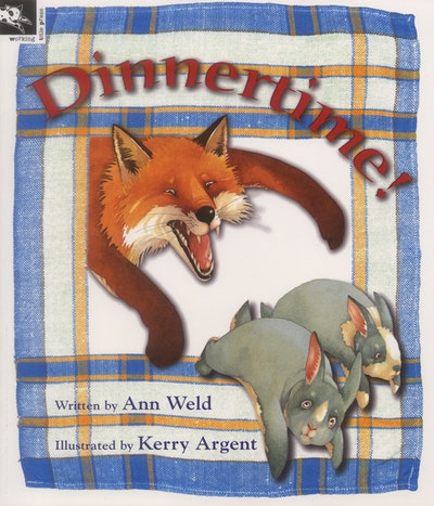 Book Cover:  Dinnertime