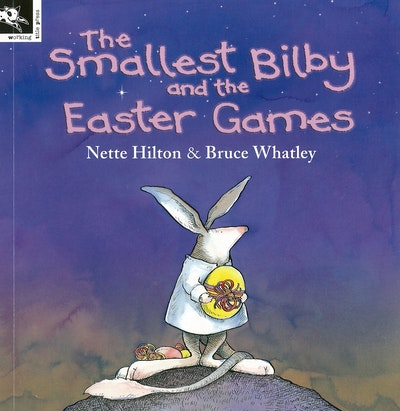Book Cover: The Smallest Bilby and the Easter Games