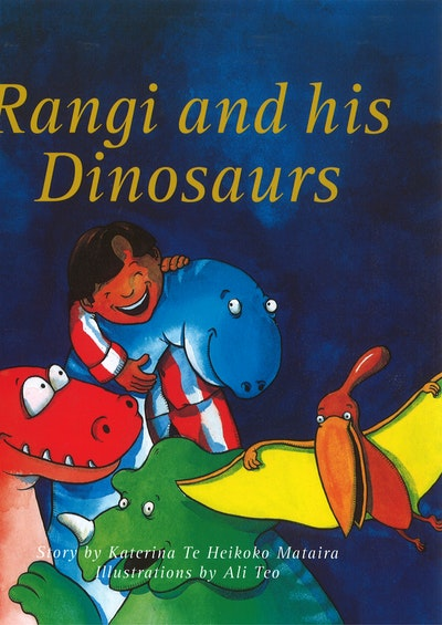 Rangi And His Dinosaurs (S/C)
