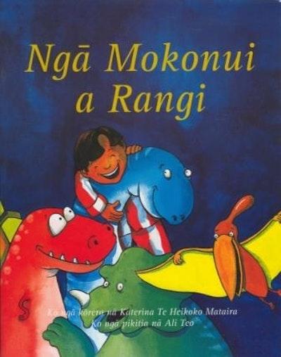 Nga Mokonui A Rangi (Soft Cover)