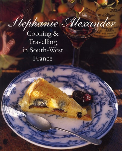 Book Cover:  Cooking & Travelling In South-West France