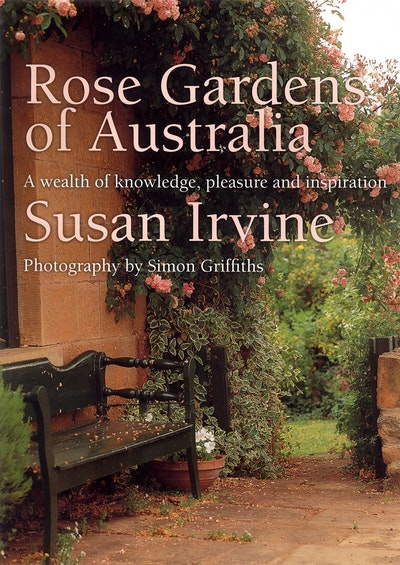 Book Cover:  Rose Gardens of Australia