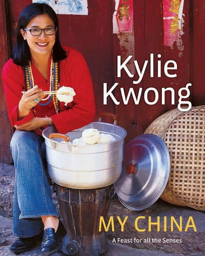 Book Cover:  Kylie Kwong: My China