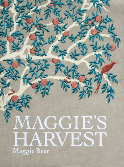 Book Cover:  Maggie's Harvest