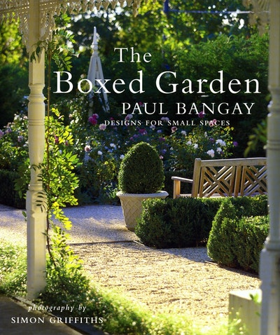 Book Cover: The Boxed Garden