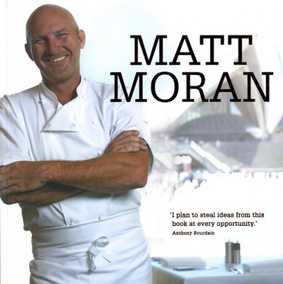 Book Cover:  Matt Moran