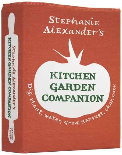 Book Cover:  Stephanie Alexander's Kitchen Garden Companion